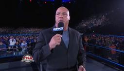 TNA Hall of Fame Induction of Kurt Angle