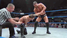 Bobby Roode vs. Davey Richards