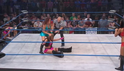 Knockouts Tag Team Match: The Beautiful People Vs. Madison Rayne & Gail Kim
