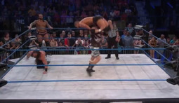 Tag Team Match: Beer Money Vs. Gunner & Bully Ray
