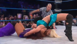 Knockouts Championship: Angelina Love vs Madison Rayne