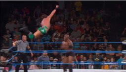 World Heavyweight Championship: Eric Young vs Bobby Lashley