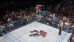 World Heavyweight Championship: Bobby Lashley vs. Eric Young