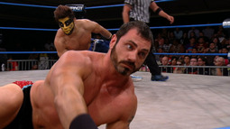 Austin Aries vs The Great Sanada