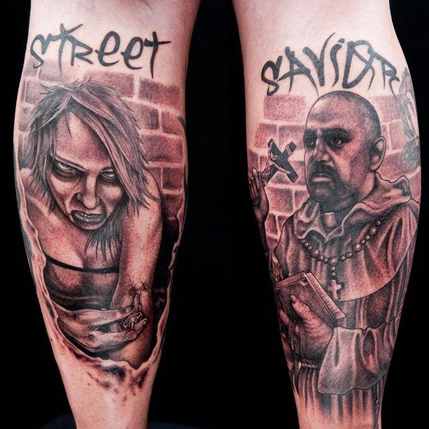 Ink Master Tattoos Season 2
