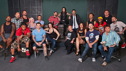 Meet the Cast of Ink Master Season 2