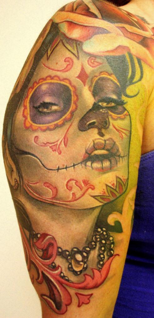 Katherine Tatu Baby Flores Ink Master Pictures Bio News Pictures