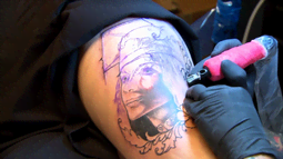 Elimination Tattoo: Portraits: III