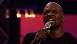 Terry Crews Becomes An 'M.C.'