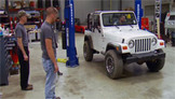 Search & Restore: Jeep TJ on Steroids Part I