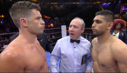 Khan vs. Algieri Highlights