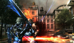 Metal Gear Rising: Revengeance Trailer